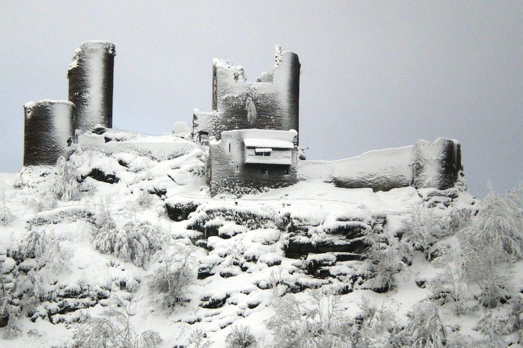 Un Peu de Neige…